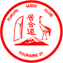 Fukuri iaïdo club de Touraine Logo